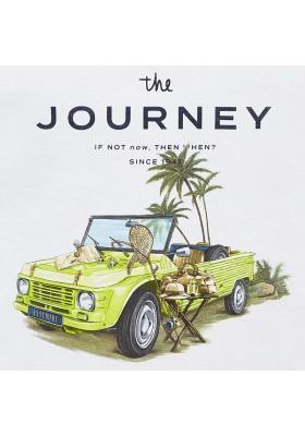 Camiseta manga corta serigrafia coche Mayoral niño