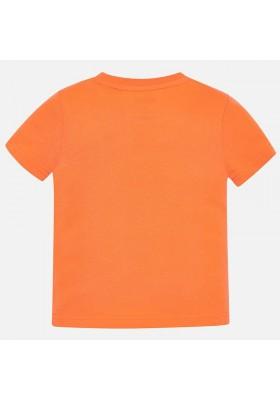 Camiseta manga corta mochila Mayoral niño