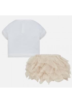 Conjunto falda tul Mayoral bebe niña