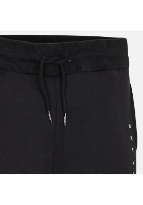 Pantalon felpa basico puños Mayoral niño