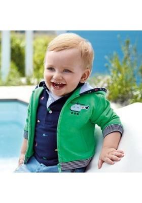 Canguro felpa capucha Mayoral bebe niño
