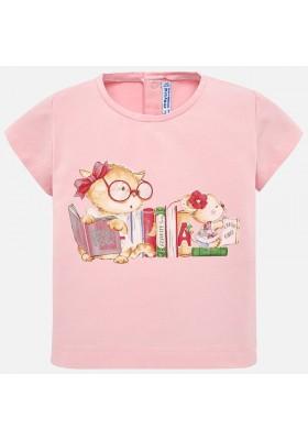 Camiseta manga corta  Mayoral bebe niña