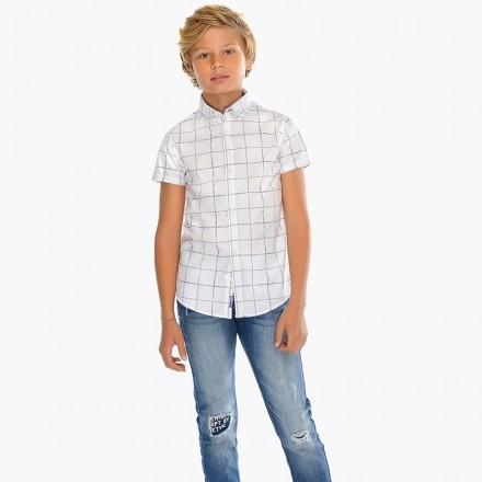 "Pantalon denim ""earth friendly"" Mayoral niño"