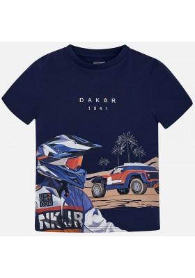 Camiseta manga corta piloto Mayoral niño