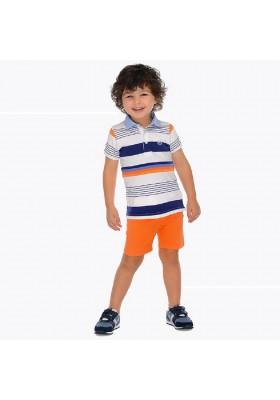 Pantalón corto sarga 5b basica Mayoral niño
