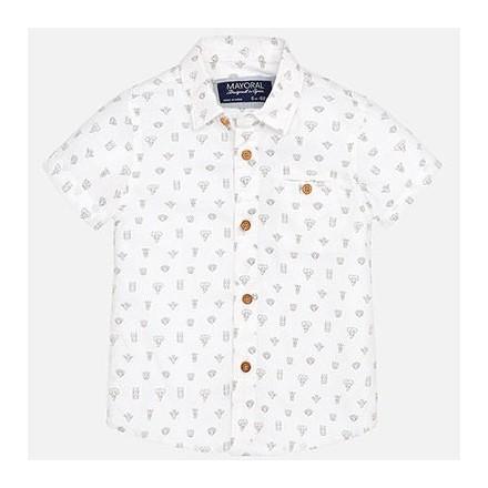 659263ce7 Camisa manga corta MAYORAL bebe niño - tortugablava