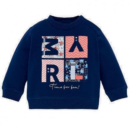 """Pullover patch """"myrl"""" Mayoral bebe niño modelo 1425"""