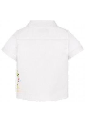 Camisa manga corta grafica posicionad Mayoral bebe niño modelo 1128