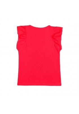 Camiseta punto elástico de niña BOBOLI modelo 467108