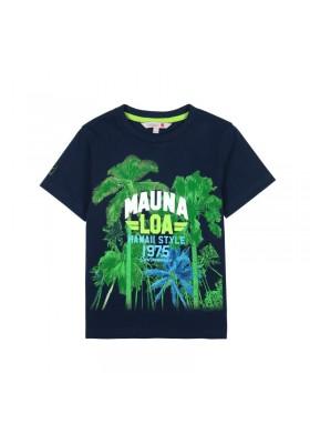 Camiseta sin mangas punto liso de niño BOBOLI