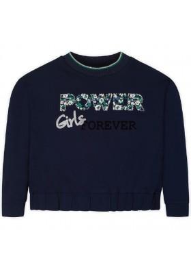 """Pullover felpa """"power"""" de Mayoral para niña modelo 7404"""