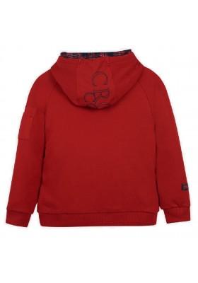 Pullover combinado sarga de Mayoral para niño modelo 7432