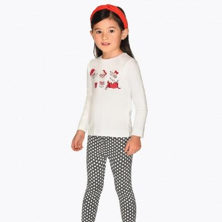 Leggings estampado de Mayoral para niña modelo 4706