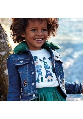 Camiseta manga larga muñecas de Mayoral para niña modelo 4013