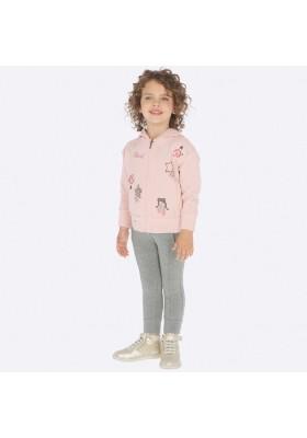Chandal bordado de Mayoral para niña modelo 4801