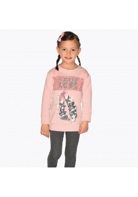 Conjunto leggings bailarinas  de Mayoral para niña modelo 4710