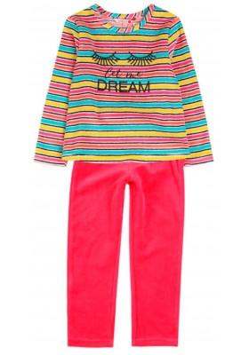 Pijama terciopelo de niña BOBOLI modelo 928098