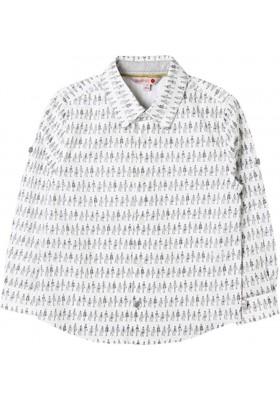 Camisa popelín de niño BOBOLI modelo 738288