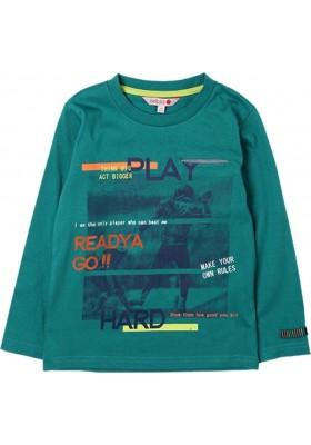 Camiseta manga larga de niño BOBOLI modelo 528049