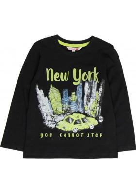 Camiseta punto de niño BOBOLI modelo 518015