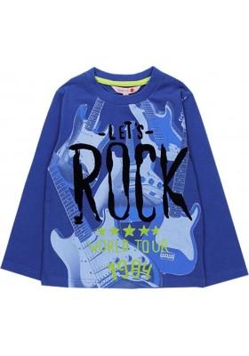 Camiseta punto de niño BOBOLI modelo 518059