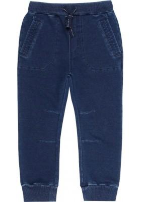 Pantalón felpa denim de niño BOBOLI modelo 528162