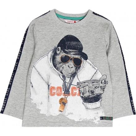 Camiseta manga larga de niño BOBOLI modelo 528117