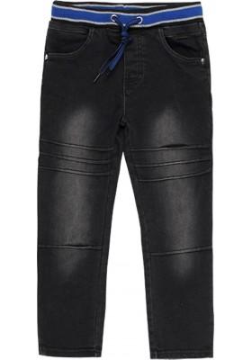 Pantalón denim punto elástico de niño BOBOLI modelo 518149