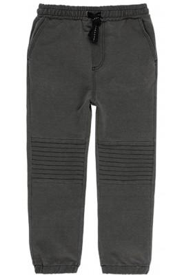 Pantalón felpa denim de niño BOBOLI modelo 518116