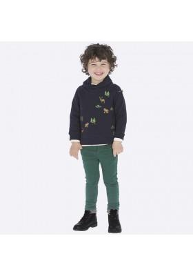 Pantalon 5b slim fit basico de Mayoral para niño modelo 517