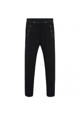 Pantalon largo punto roma de Mayoral para niña modelo 7501