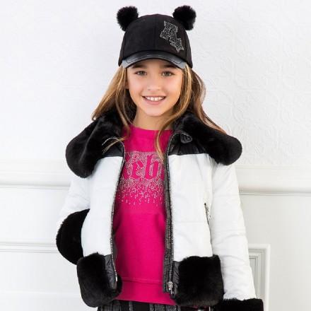 Pullover felpa de Mayoral para niña modelo 7405