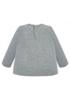 Camiseta manga larga de Mayoral para bebe niña modelo 2016