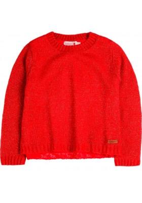Jersey tricotosa de niña BOBOLI modelo 418160