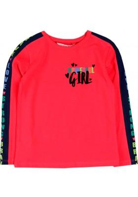 Camiseta punto elástico de niña BOBOLI modelo 408002