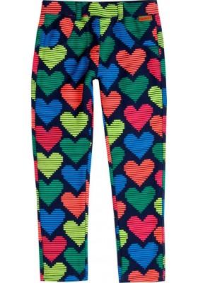 Pantalón felpa elástica de niña BOBOLI modelo 408046