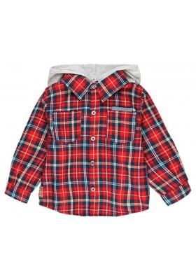 Camisa viella de bebé niño BOBOLI modelo 348038