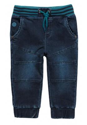 Pantalón denim punto elástico de bebé ni BOBOLI modelo 318079