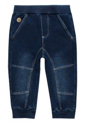 Pantalón felpa denim de bebé niño BOBOLI modelo 398033