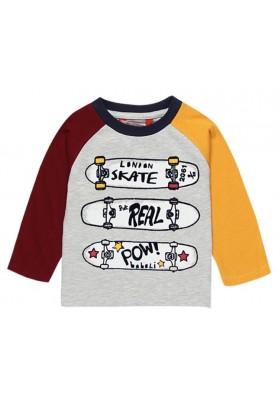 Camiseta punto liso de bebé niño BOBOLI modelo 318068