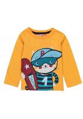 Camiseta punto liso de bebé niño BOBOLI modelo 318057