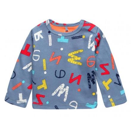 Camiseta interlock de bebé niño BOBOLI modelo 138068