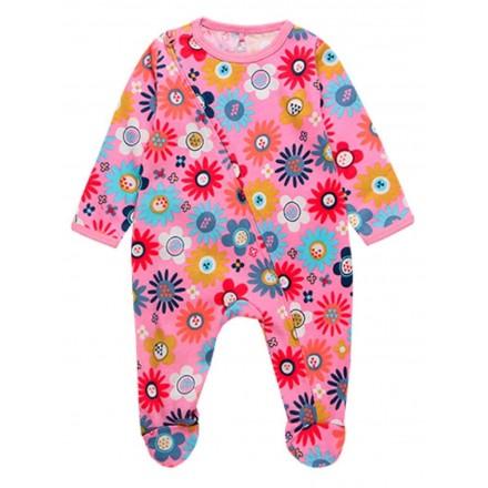 Pelele interlock de bebé niña BOBOLI modelo 138192