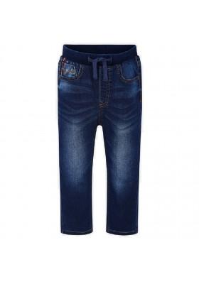 Pantalon tejano jogger de Mayoral para niño modelo 4519