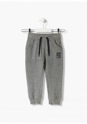pantalon de felpa no perchada LOSAN de niño modelo C05-6E09AA
