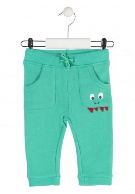 pantalon con estampado delantero LOSAN de bebe niño modelo 927-6016AA