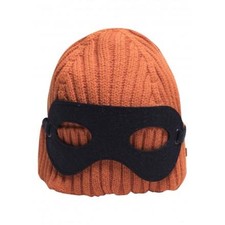gorro de tricotosa con antifaz LOSAN de niño modelo 925-A000AA