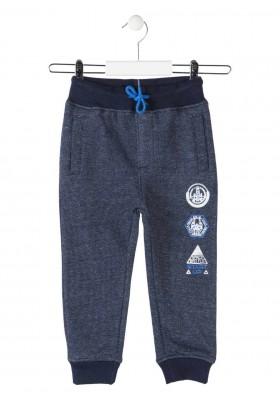 pantalon de felpa perchada LOSAN de niño modelo 925-6018AA