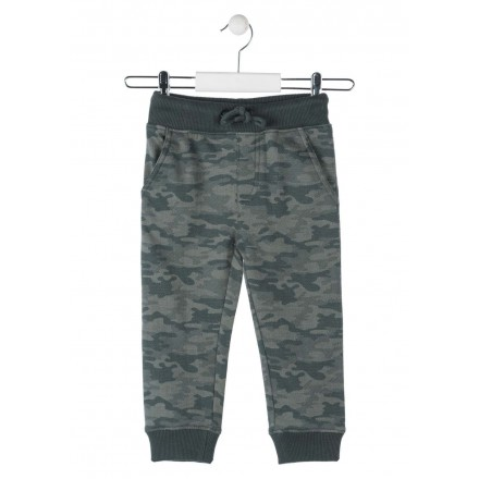 pantalon de felpa perchada LOSAN de niño modelo 925-6016AA