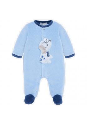 Pijama tundosado motivo de MAYORAL para bebe niño modelo 2721